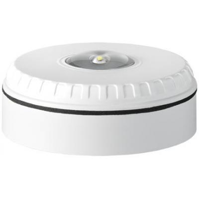 SIEMENS SOL-LX-C-WW - Звуковой оповещатель (белый/белый) (крепление в потолок)