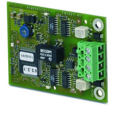SIEMENS FN2001-A1 - Сетевой модуль (SAFEDLINK)