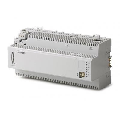 SIEMENS DESIGO PXC50-E.D - МОДУЛЬНЫЙ КОНТРОЛЛЕР PXC50-E.D, BACNET/IP