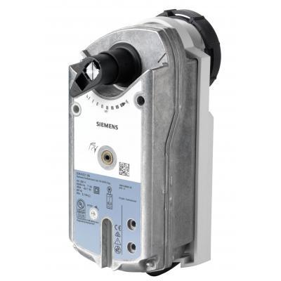 SIEMENS GMA321.9E - Привод шарового клапана, роторный