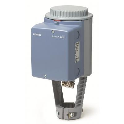 Electrohydraulic actuator, 800 N, 20 mm, AC 230 V, 3P SKD32.50SL