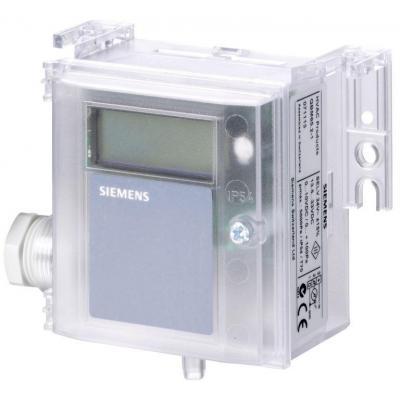 SIEMENS QBM3020-25D - Датчик ПЕРЕПАДА ДАВЛЕНИЯ, 0…10 V DC, 0...2500 PA