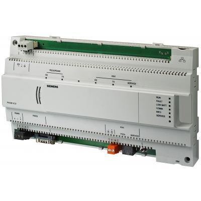 SIEMENS DESIGO PXC001-E.D - ИНТЕГРАЦИОННЫЙ КОНТРОЛЛЕР PXC001-E.D, BACNET/IP