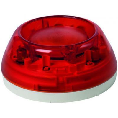 SIEMENS FDS229-R - Светозвуковой оповещатель тревоги, красный